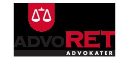 ADVORET Advokater Logo